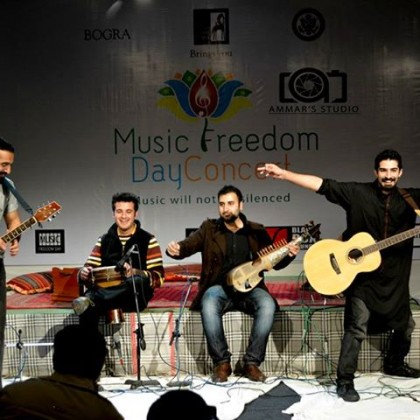 Music Freedom Day Concert